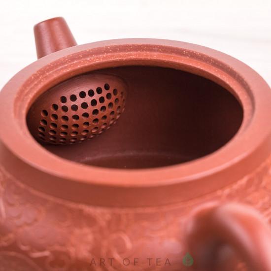 Чайник из исинской глины т579, 170 мл