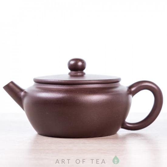 Чайник из исинской глины т588, 140 мл