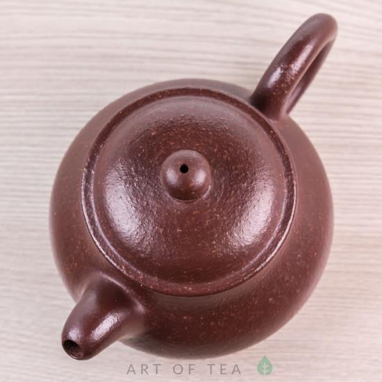 Чайник из исинской глины т587, 110 мл