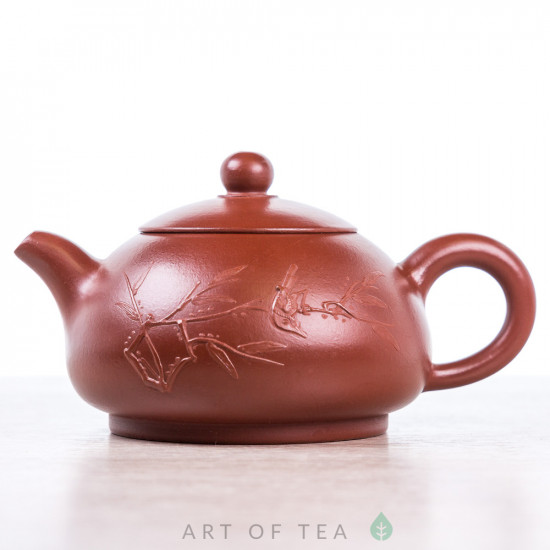 Чайник из исинской глины т572, 90 мл