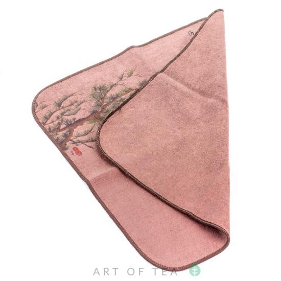 Чайное полотенце Сосны, 30*30 см