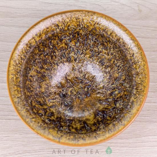 Пиала Космос 746, глина, глазурь, 130 мл