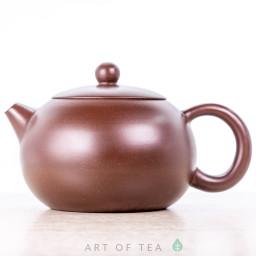 Чайник из исинской глины т637, 250 мл