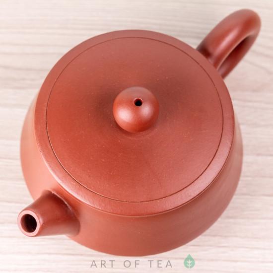Чайник из исинской глины т641, 110 мл