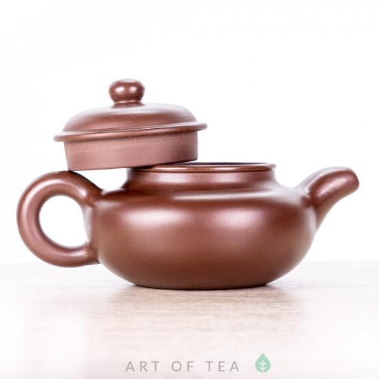Чайник из исинской глины т645, 180 мл