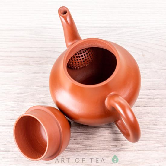 Чайник из исинской глины т646, 115 мл