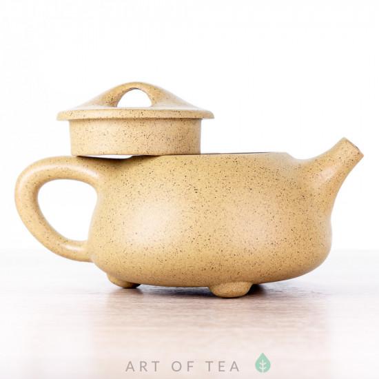 Чайник из исинской глины т649, 150 мл