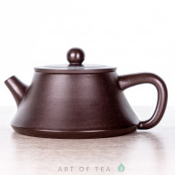 Чайник из исинской глины т670, 130 мл