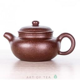 Чайник из исинской глины т672, 215 мл