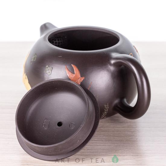 Чайник из исинской глины т675, 250 мл