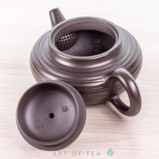 Чайник из исинской глины т679, 165 мл