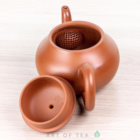 Чайник из исинской глины т680, 140 мл