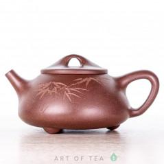 Чайник из исинской глины т623, 270 мл