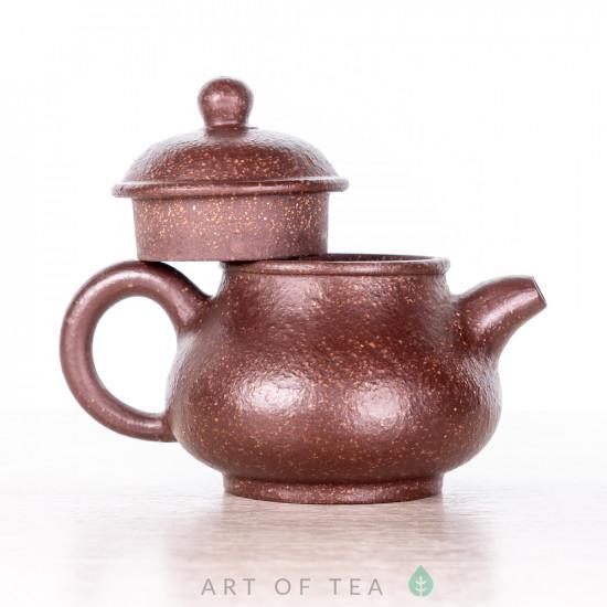 Чайник из исинской глины т682, 110 мл