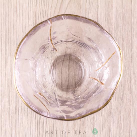 Пиала Рельеф 313, отбивное стекло, 70 мл
