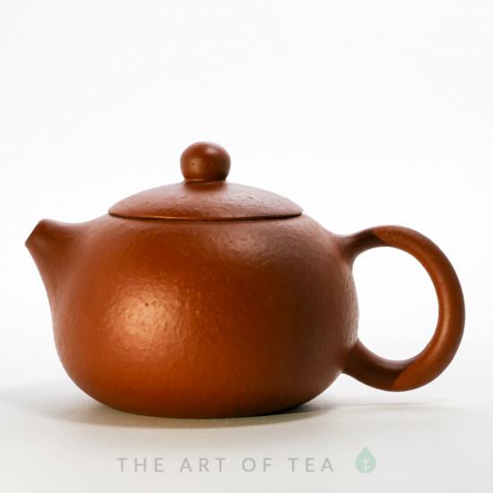 Чайник из исинской глины т189, 155 мл