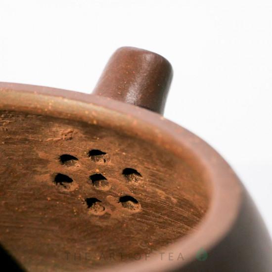 Чайник из исинской глины т182, 155 мл