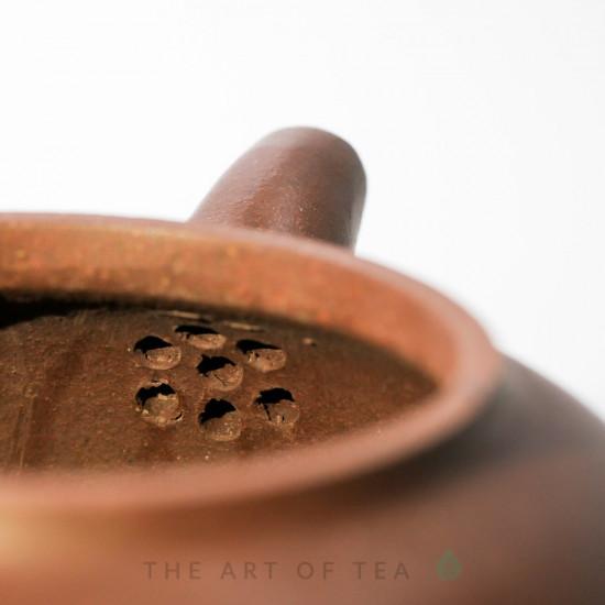 Чайник из исинской глины т164, 180 мл