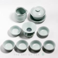 Набор для чайной церемонии s19, Жу Яо, 8 предметов