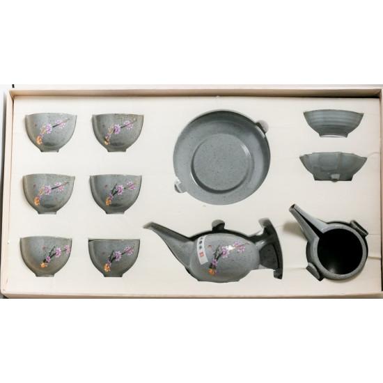 Набор для чайной церемонии s20, Мэйхуа, 10 предметов