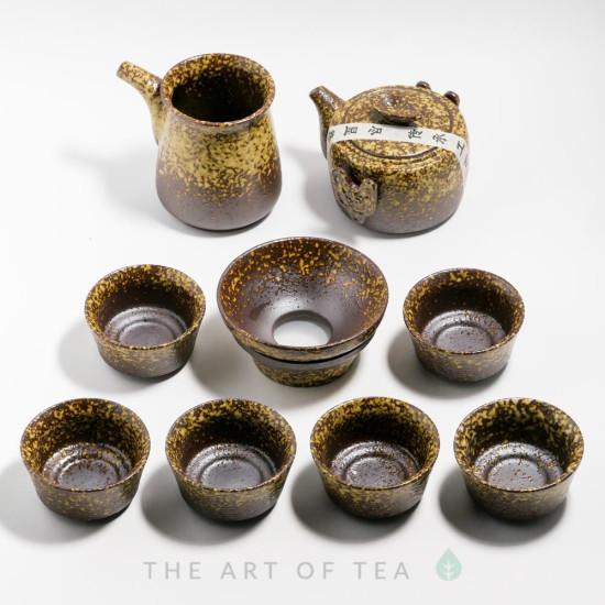 Набор для чайной церемонии s21, Тайваньский Стиль 2, 9 предметов