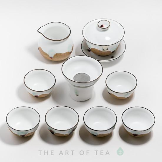 Набор для чайной церемонии s22, 9 предметов