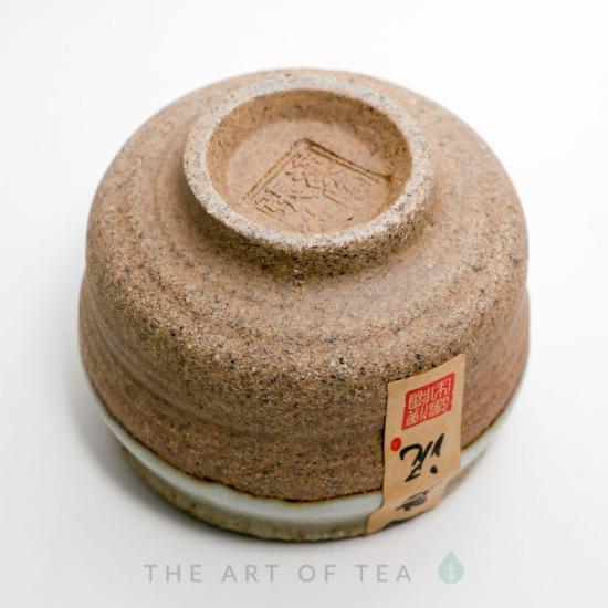 Пиала глина, глазурь жу яо R6, 70 мл