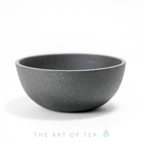 Набор для чайной церемонии s26, керамика, глазурь, черный