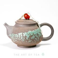 Чайник к63, глина, 150 мл