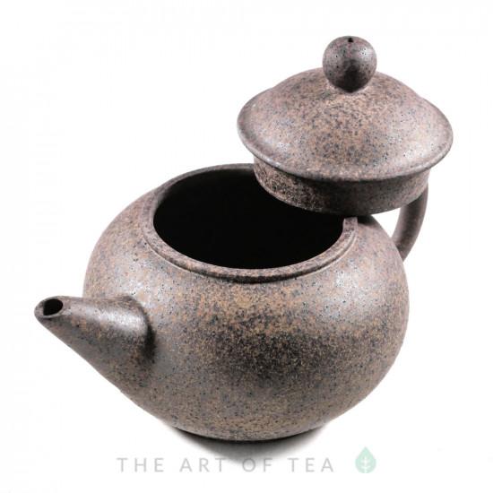 Чайник из исинской глины т361, 200 мл