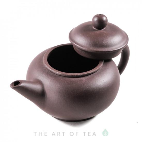 Чайник из исинской глины т367, 85 мл