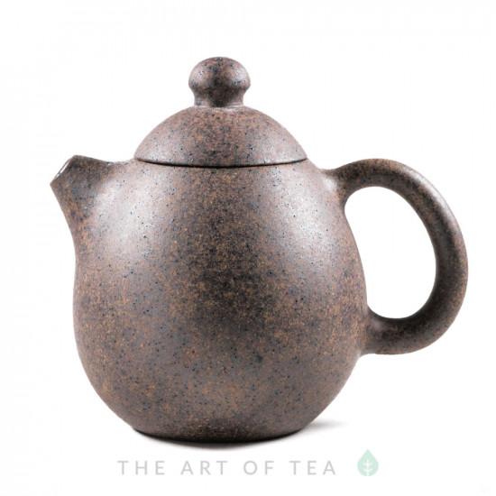 Чайник из исинской глины т364, 95 мл