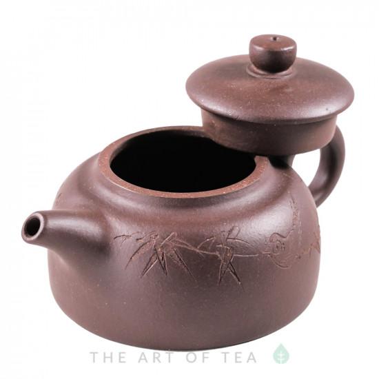 Чайник из исинской глины т368, 110 мл