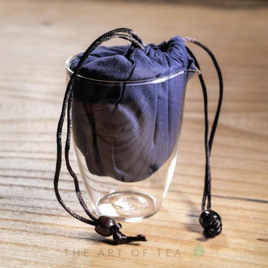 Набор походный с чайником s56, синий