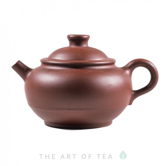 Чайник из исинской глины т388, 180 мл