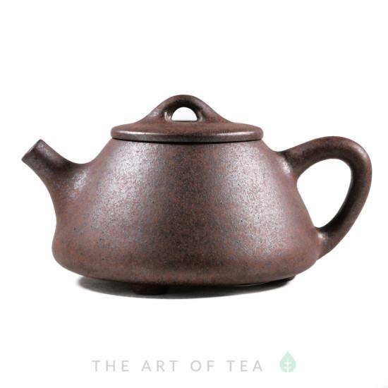 Чайник из исинской глины т379, 200 мл