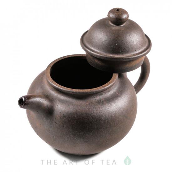 Чайник из исинской глины т380, 220 мл