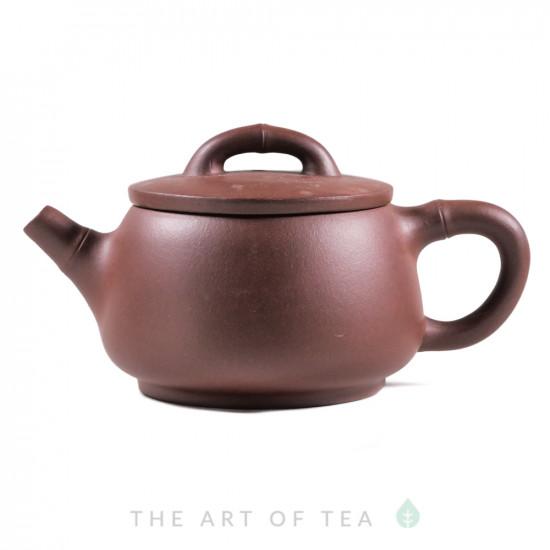 Чайник из исинской глины т383, 210 мл