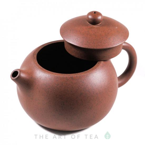 Чайник из исинской глины т377, 290 мл
