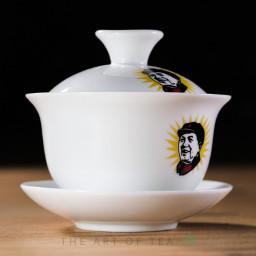 Гайвань Мао 123, фарфор, 120 мл