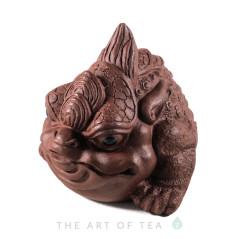 Фигурка Жаба-Дракон 162, глина