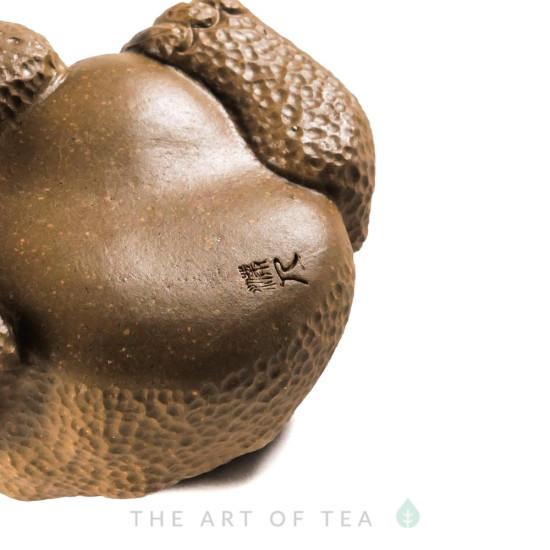 Фигурка Хитрая Жаба 169, глина, 8 см