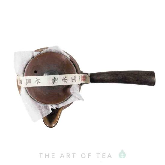 Чайник с боковой ручкой к96, керамика, 230 мл