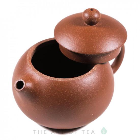 Чайник из исинской глины т407, 160 мл