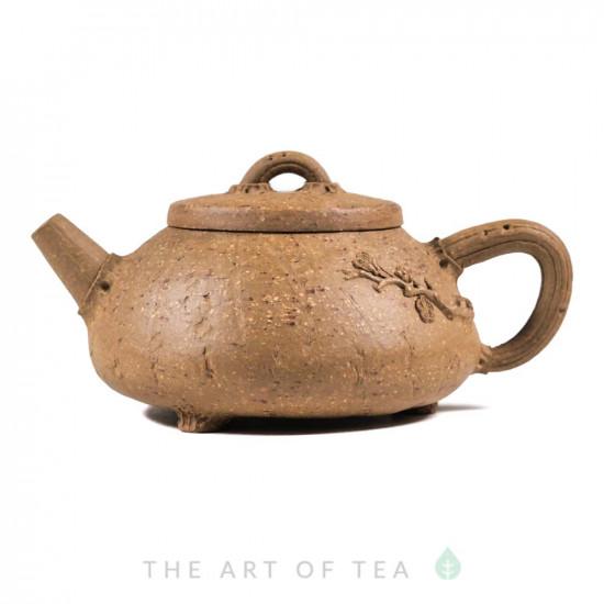 Чайник из исинской глины т420, 160 мл