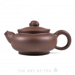 Чайник из исинской глины т418, 130 мл