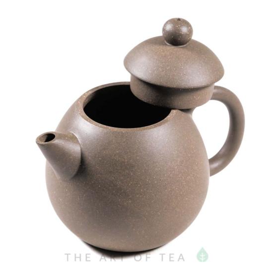 Чайник из исинской глины т395, 125 мл