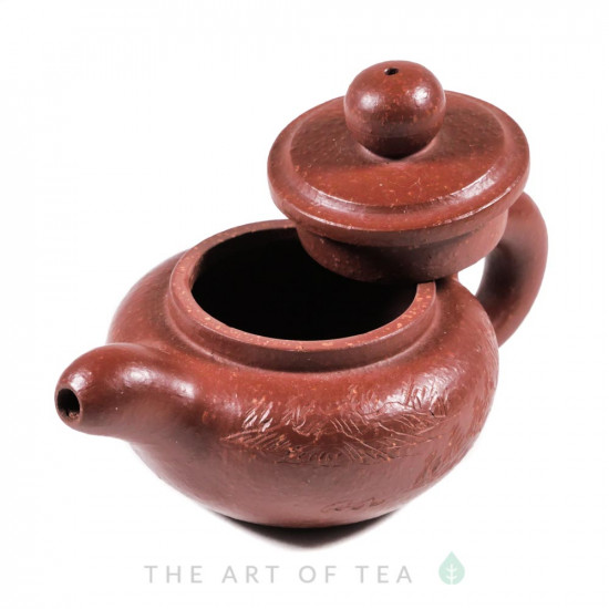 Чайник из исинской глины т416, 70 мл