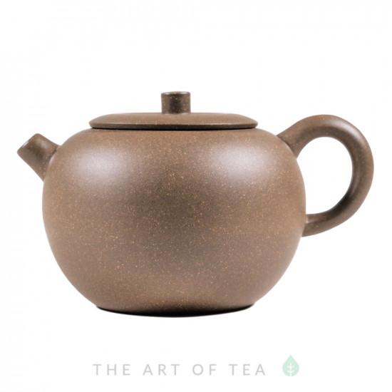 Чайник из исинской глины т400, 195 мл