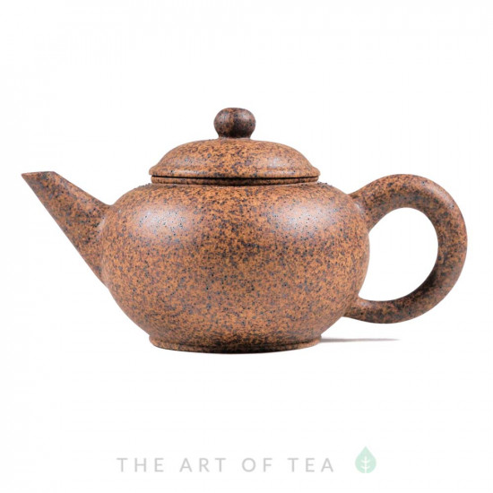 Чайник из исинской глины т409, 140 мл